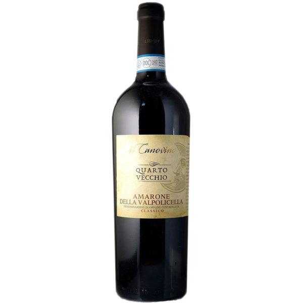 Italiensk topvin Canovino Amarone